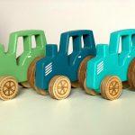 Rotaļlieta ''Traktors''